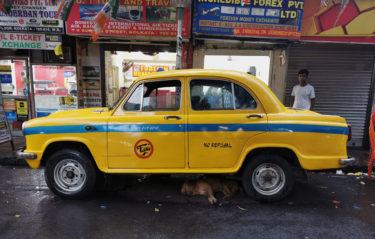 コルカタに到着。インドがインドじゃなくなってる。(kolkata.01)