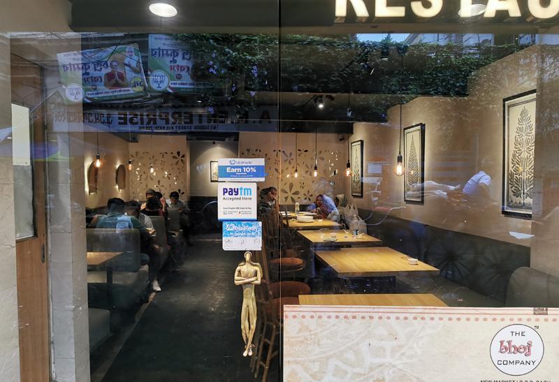 サダルストリート レストラン