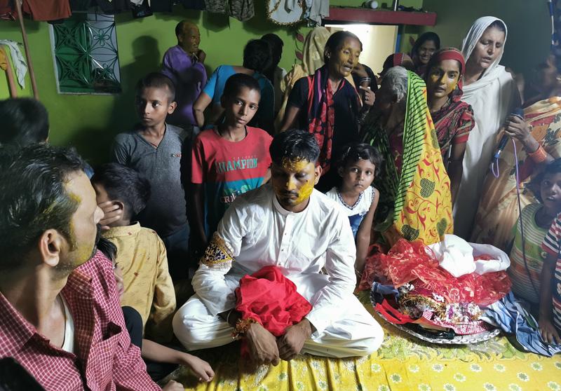 インド 結婚式