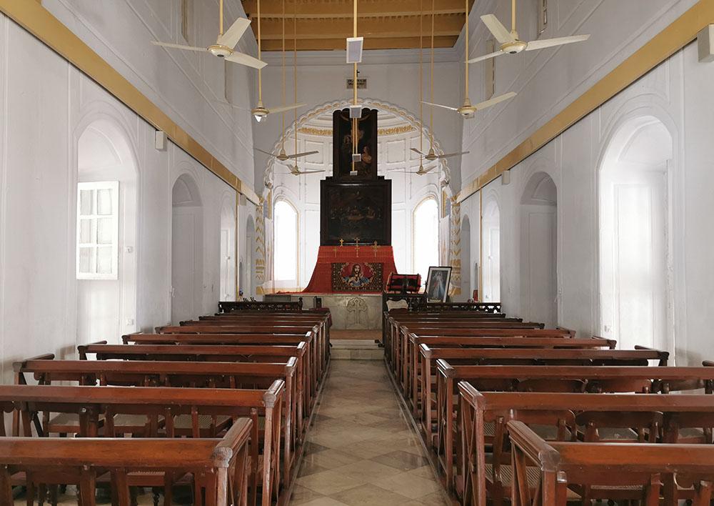 ダッカ アルメニア教会