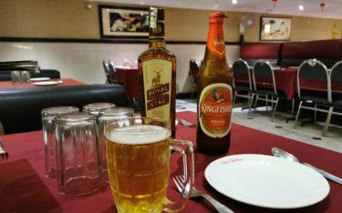 インド ビール BAR
