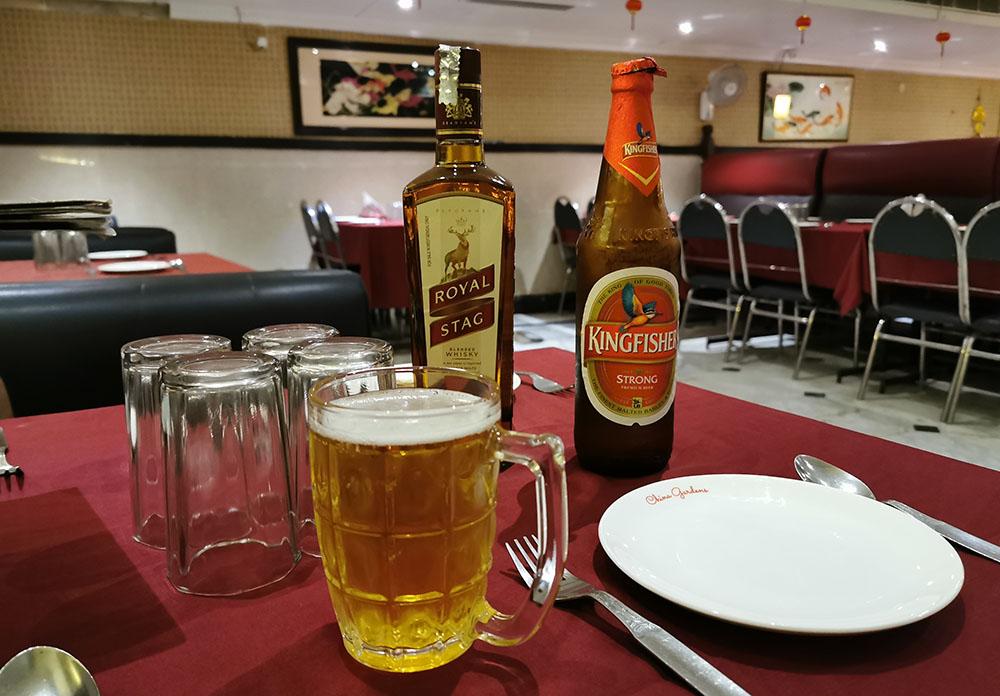 インド ウイスキー