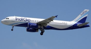 Indigo Air(インディゴエア)タイ バンコクの空港