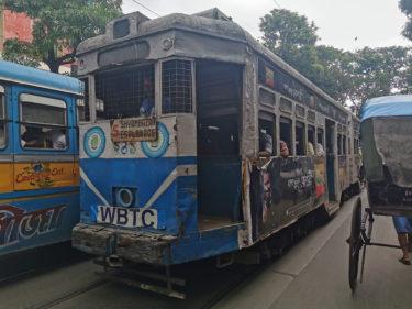 そうだ!コルカタでトラム(路面電車)に乗ろう。乗り方や料金を解説