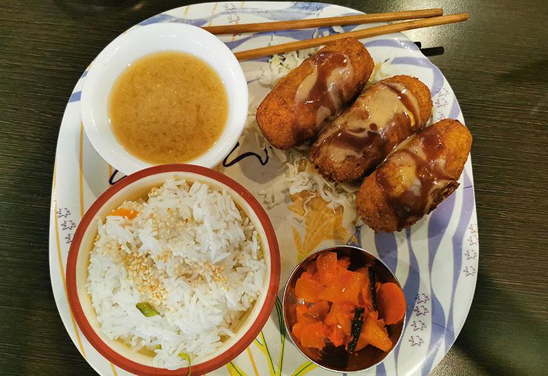 バラナシ 日本食