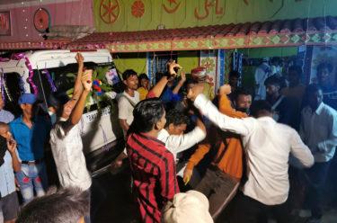 インド 結婚式ダンス