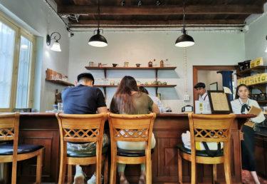 ビエンチャン カフェ